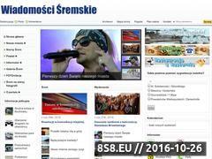 Miniaturka Wiadomości Śremskie (www.srem.org.pl)