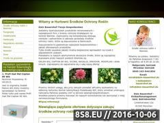 Miniaturka domeny www.srodki-ochrony-roslin-z-niemiec.pl