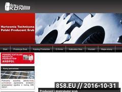 Miniaturka domeny www.srubkon.pl