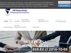 Miniaturka domeny sspfinance.pl
