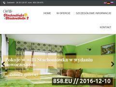 Miniaturka domeny stachoniowka.pl