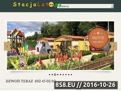 Miniaturka domeny stacjalato.pl