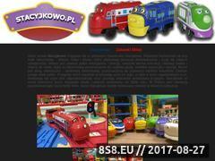 Miniaturka domeny www.stacyjkowo.com.pl