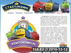 Miniaturka domeny www.stacyjkowo.pl