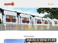 Miniaturka domeny stalem.com.pl