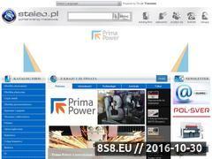 Miniaturka domeny www.staleo.pl