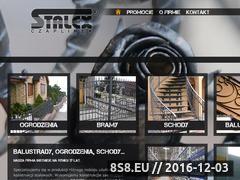 Miniaturka domeny www.stalex-czaplinek.pl