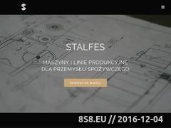 Miniaturka domeny stalfes.pl
