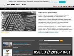 Miniaturka domeny www.stalimpex.eu