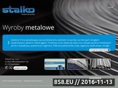 Miniaturka domeny stalko.com.pl