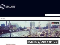 Miniaturka domeny stalmir.pl