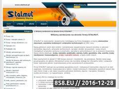 Miniaturka domeny www.stalmut.pl