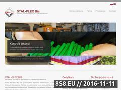 Miniaturka domeny www.stalplex.com.pl