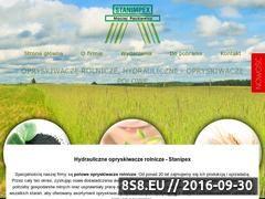 Miniaturka domeny stanimpex.pl