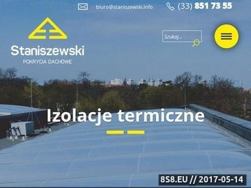 Zrzut strony A. Staniszewski - dachy