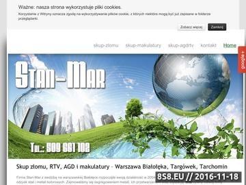 Zrzut strony Skup akumulatorów Białołęka