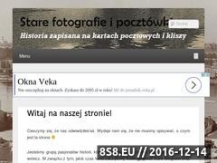 Miniaturka domeny stare-fotografie.com