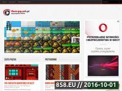 Miniaturka domeny www.stare-gry.net.pl