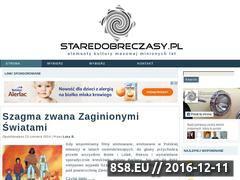 Miniaturka domeny staredobreczasy.pl
