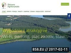 Miniaturka domeny www.starejablonki.pl