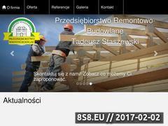 Miniaturka domeny staszewski.com.pl