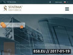 Miniaturka domeny www.statima.pl
