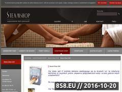 Miniaturka domeny www.steamshop.pl