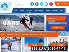 Miniaturka domeny steeze.pl