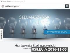 Miniaturka domeny stelmaszynski.pl