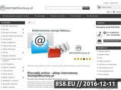 Miniaturka domeny stempelbiurowy.pl