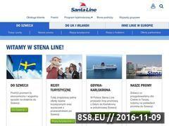 Miniaturka domeny www.stenaline.pl