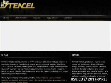 Zrzut strony Meble stylowe oraz meble włoskie