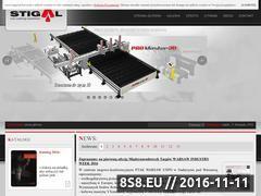 Miniaturka domeny www.stigal.pl