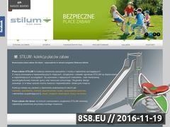 Miniaturka domeny www.stilum.pl