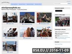 Miniaturka domeny www.stockpressphoto.eu