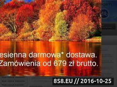 Miniaturka domeny www.stojakinarowery.com.pl