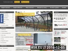 Miniaturka domeny www.stojaknarower.pl