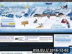 Miniaturka domeny www.stok-narciarski.pl
