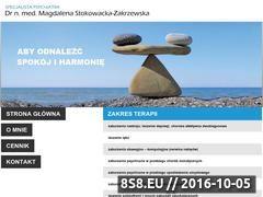 Miniaturka domeny stokowacka-zakrzewska.pl