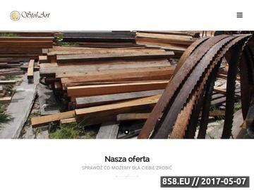 Zrzut strony Schody, meble kuchenne i drzwi - Płock, Warszawa, Toruń i Bydgoszcz - Stol-Art