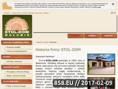 Miniaturka domeny www.stol-dom.pl
