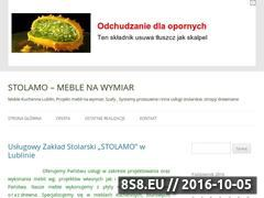 Miniaturka domeny stolamo.cba.pl