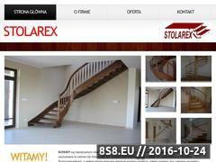 Miniaturka domeny www.stolarex.com.pl