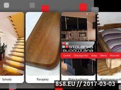 Miniaturka domeny stolarka-budowlana.com
