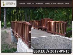 Miniaturka domeny stolarstwo-szewczyk.pl