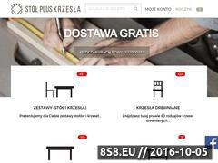 Miniaturka domeny stolpluskrzesla.pl