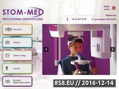 Miniaturka domeny stom-med.pl