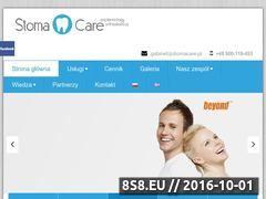 Miniaturka domeny stomacare.pl