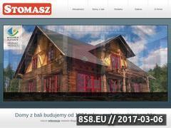 Miniaturka domeny www.stomasz.pl