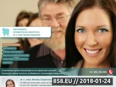 Miniaturka Dentysta stomatolog Poznań - Monika Glapińska (www.stomatolog-poznan.pl)